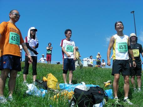 六無月東京喜多(北)マラソン